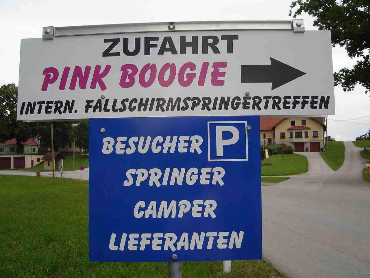 Fallschirmsprung-Fromberg