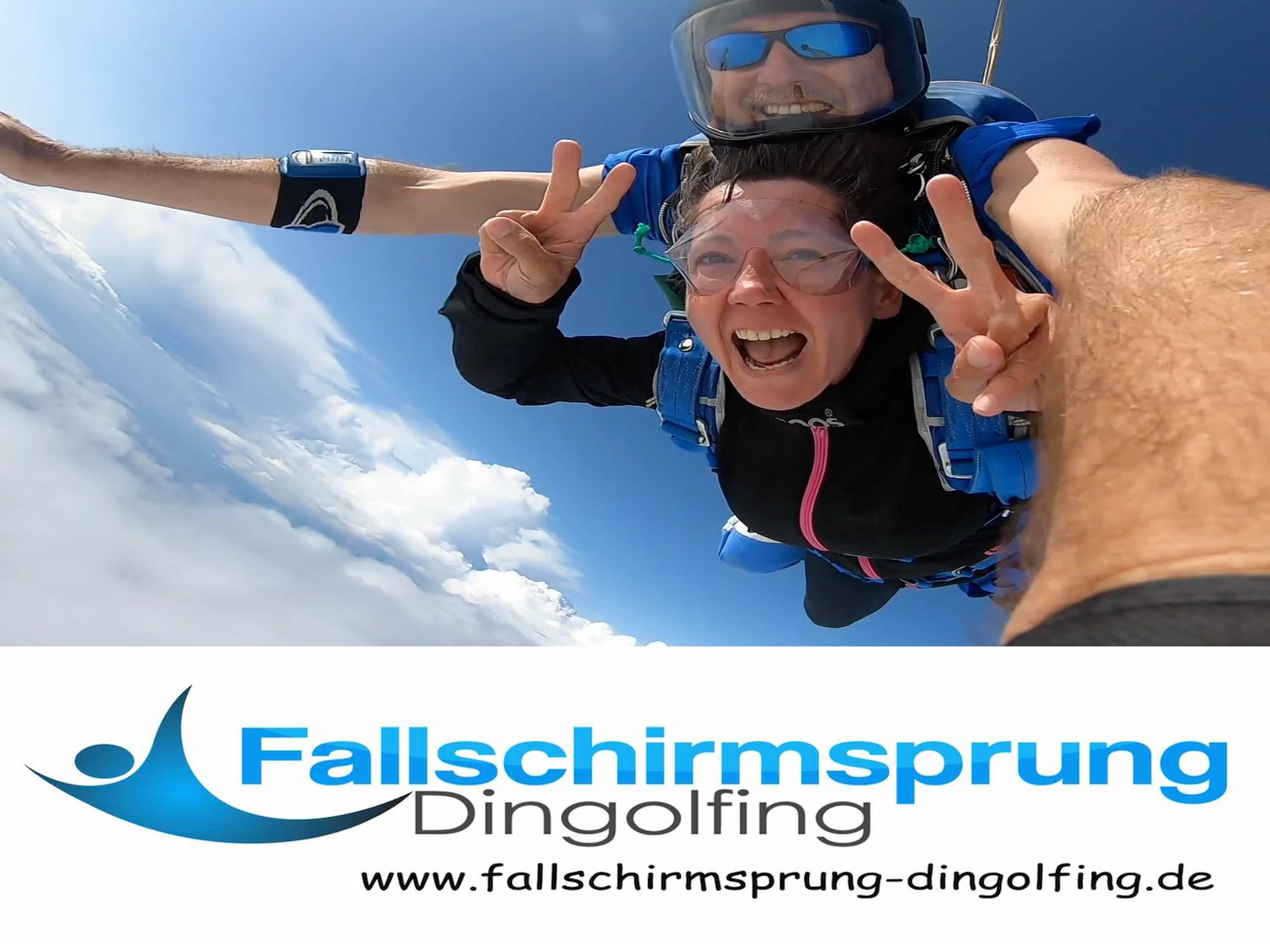 Dingolfing-Fallschirmsprung