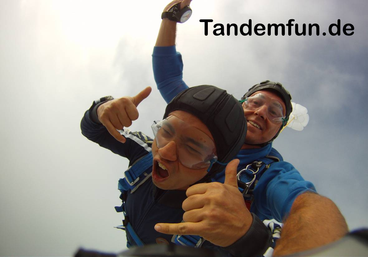 Fallschirmspringen-Passau
