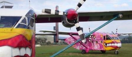 Fallschirmspringen-Klatovy-1