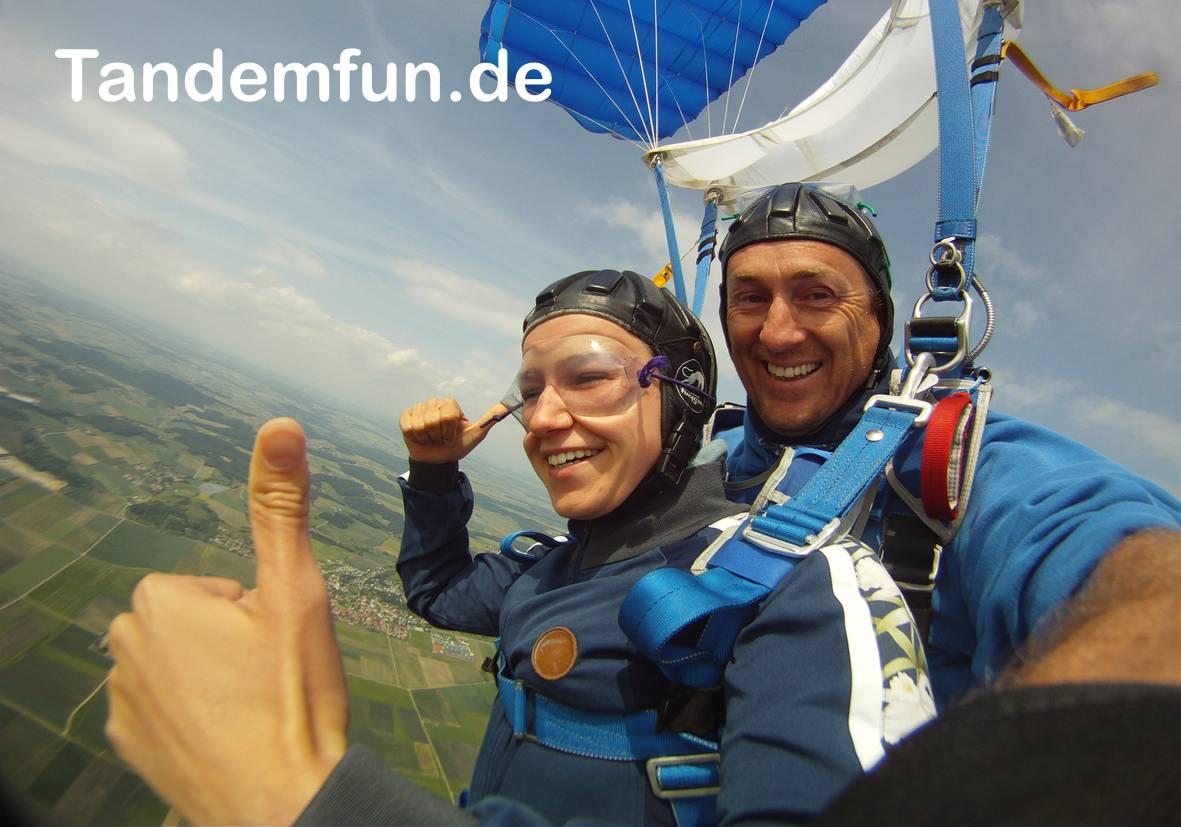 Fallschirmspringen-Ansbach