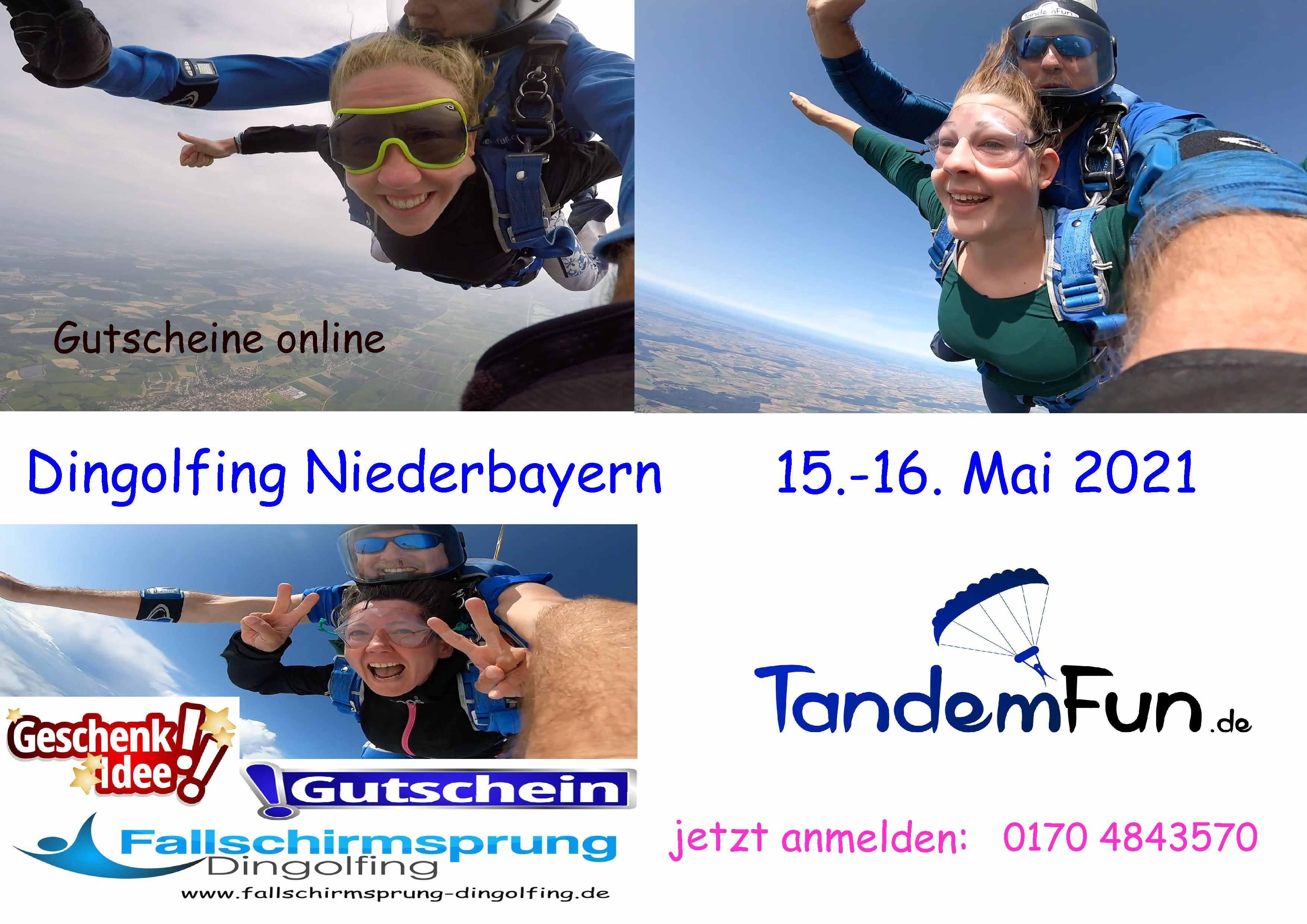 Fallschirmspringen-Dingolfing-1